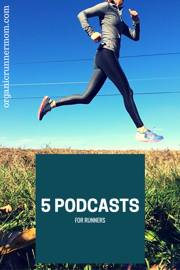 5 Podcasts For Runners