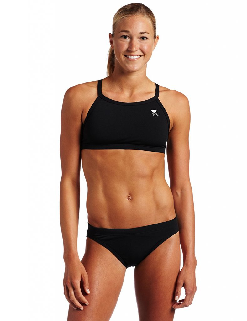 Women's Tyr Durafast diamondback Workout bikini