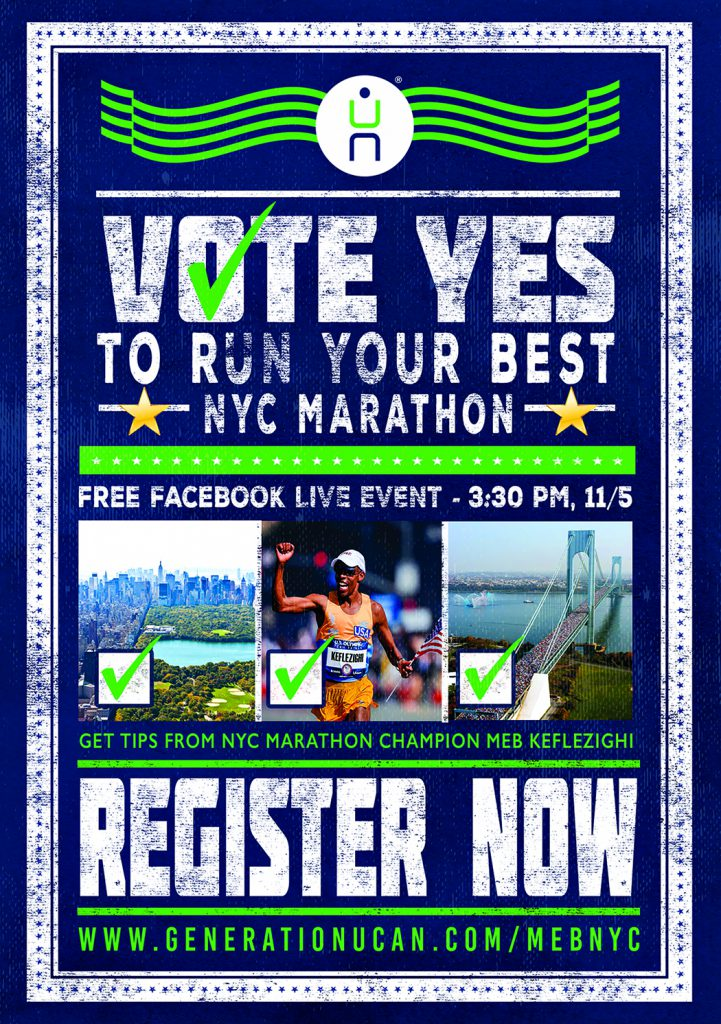How to Run the NYC Marathon with Meb.