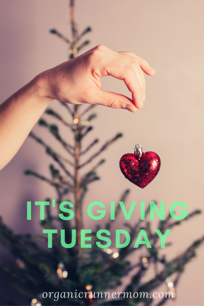 It's Giving Tuesday #givingTuesday