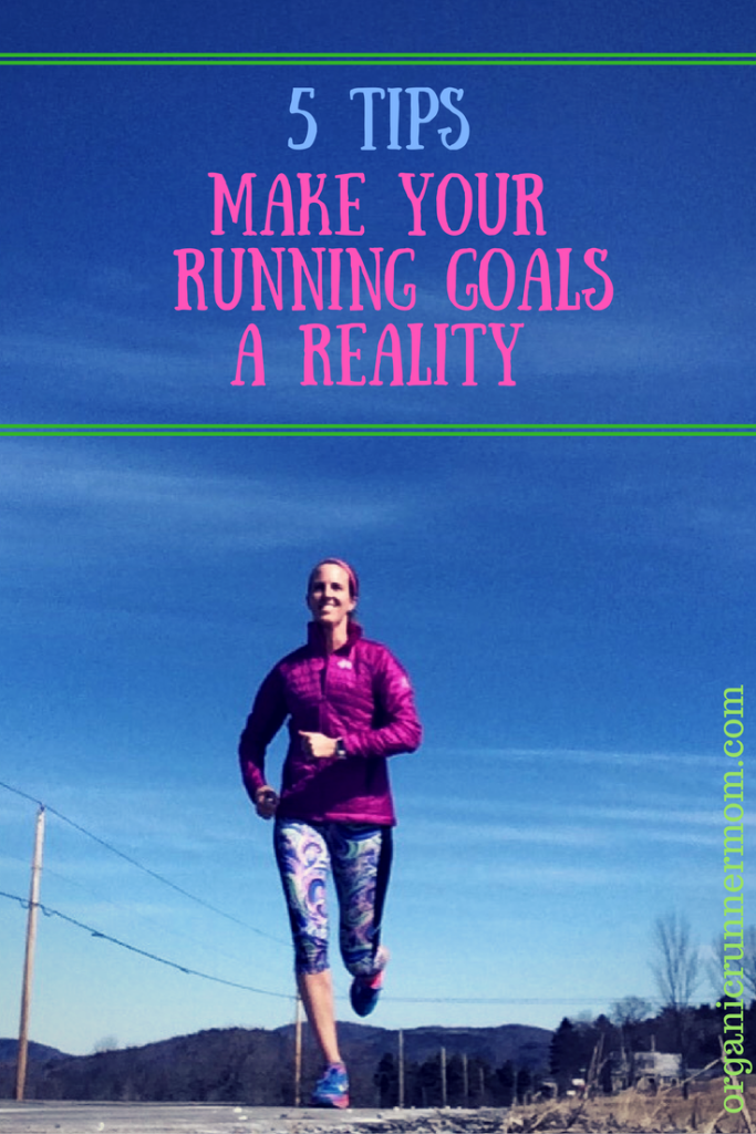 5 Tips for Acheving your Running Goals in the New Year