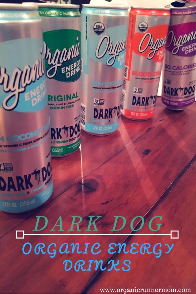 Dark Dog Organic Energy Drink