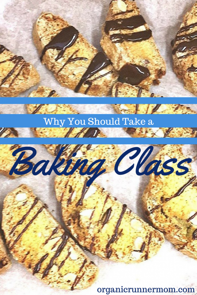 Why you should take a baking class. King Arthur Flour