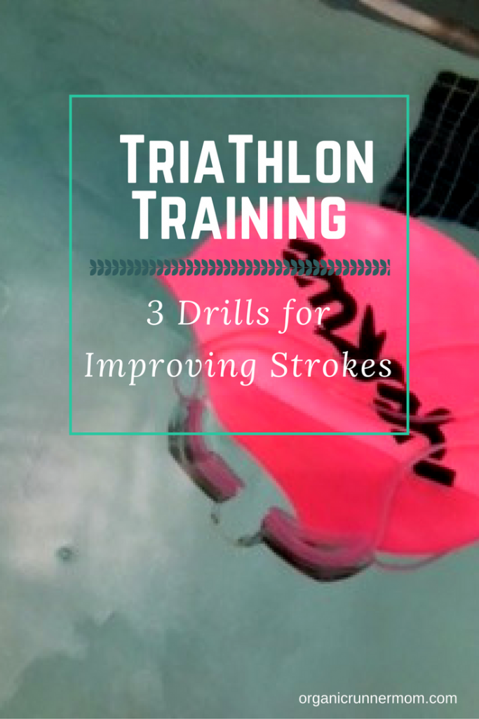 Triathlon Talk. 3 Drills for Improving Strokes
