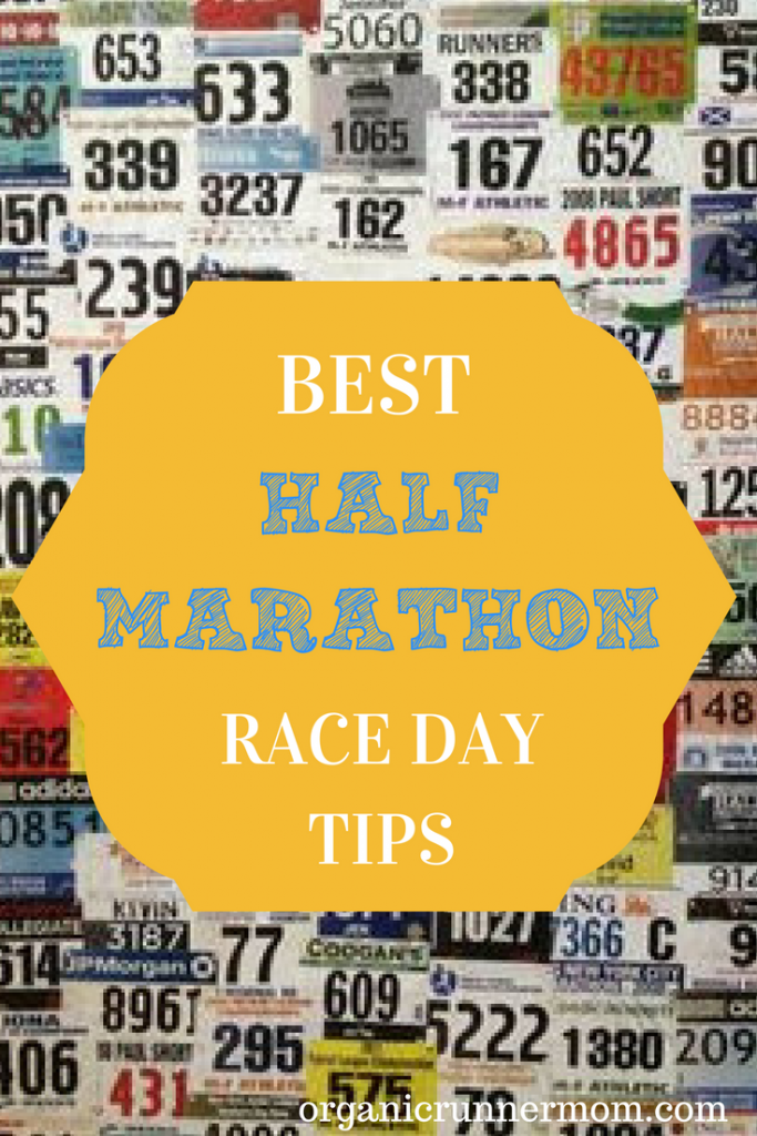 Best Half Marathon Race Day Tips