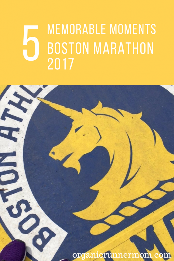 5 Memorable Moments Boston Marathon 2017