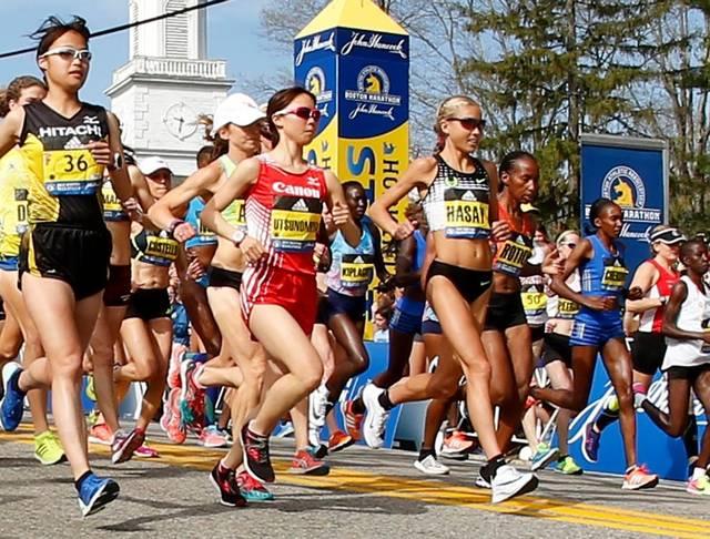 Jordan Hasay's Debut at the Boston Marathon