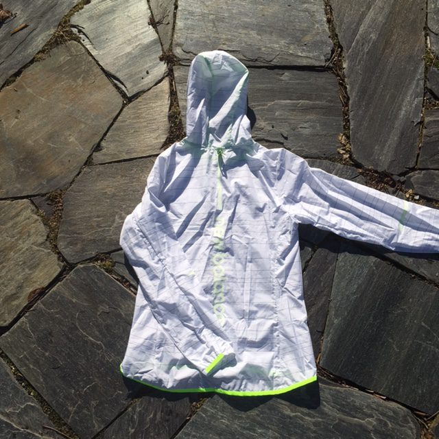 Light and packable jacket