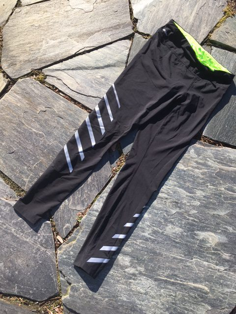 Hig Viz Tight from New Balance for running