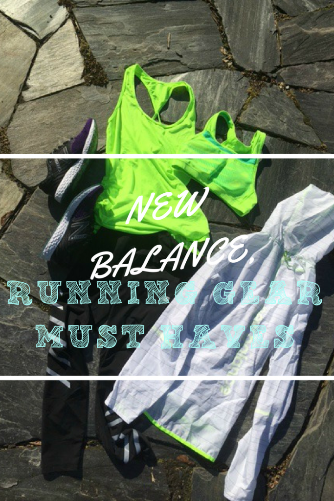 NEW BALANCE Running Gear Must Haves