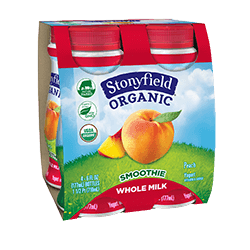 Whole Milk Yogurt Smoothies from Stonyfield