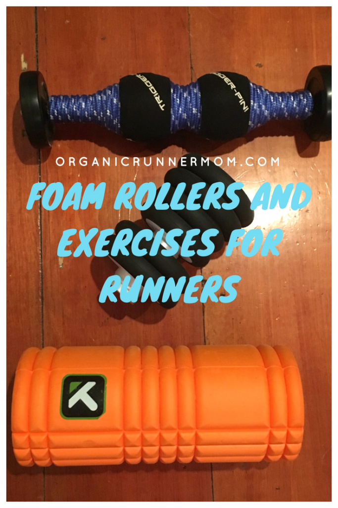 Foam Roller and Exercises for Runners