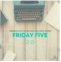 Friday Five Link-Up