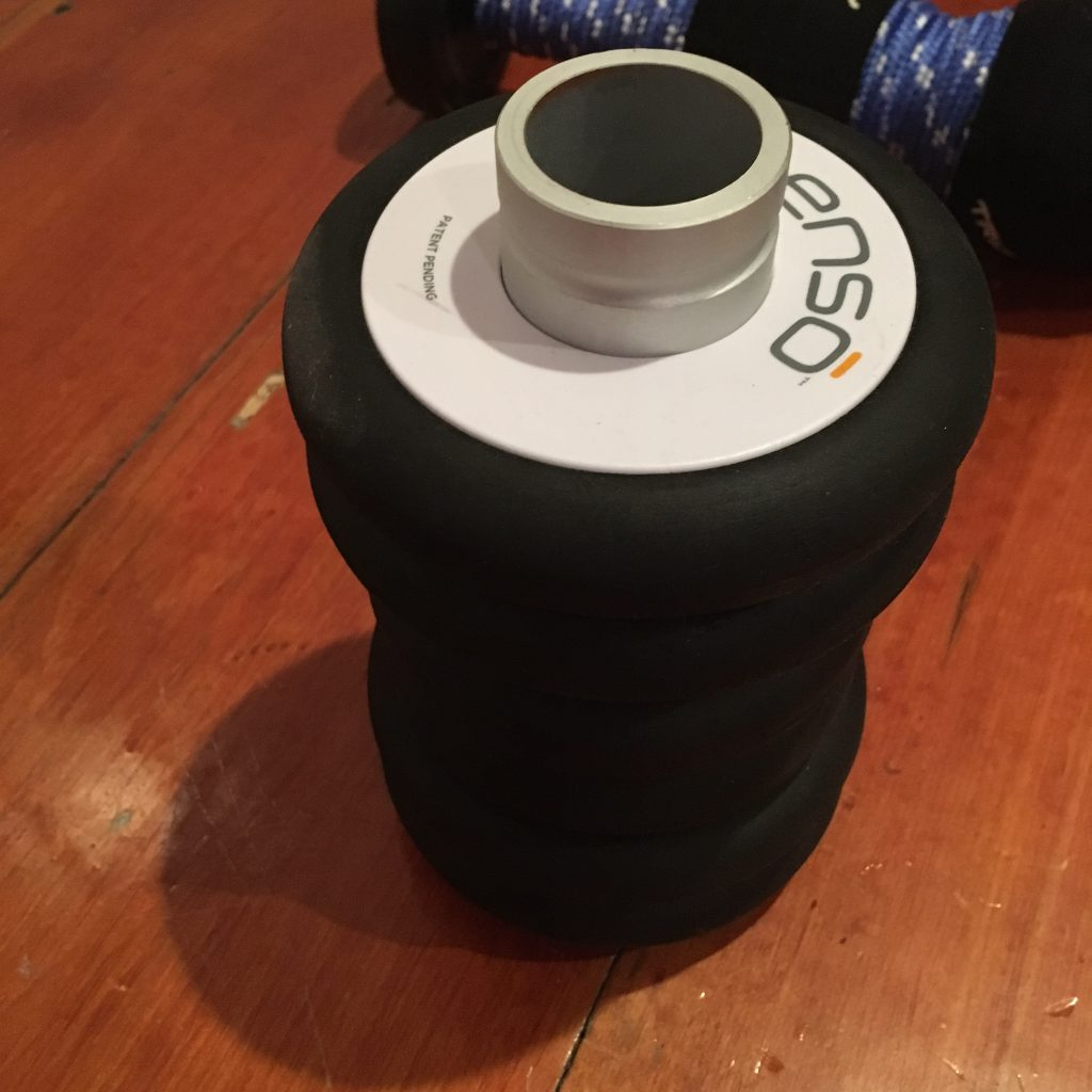 Not your average Foam Roller. The Enso.