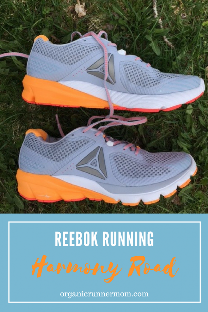 9d3633a0c44a61 Reebok Running Shoe Review–Harmony Road - Organic Runner Mom