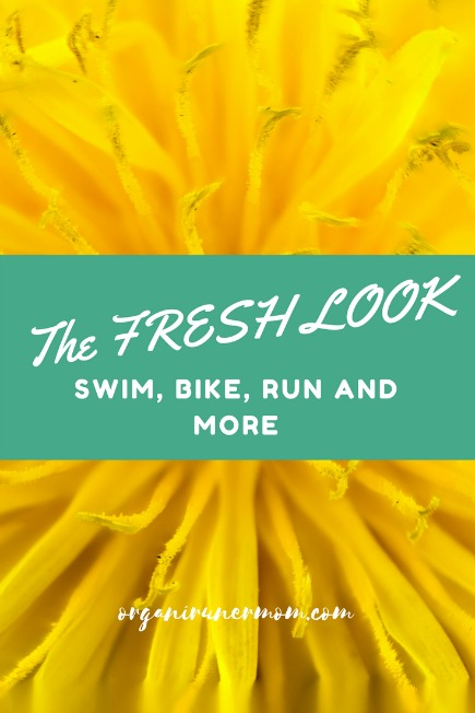 The Fresh Look with Organic Runner Mom