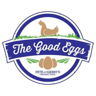 The Good Eggs Blogger. Pete and Gerry's Organic Eggs