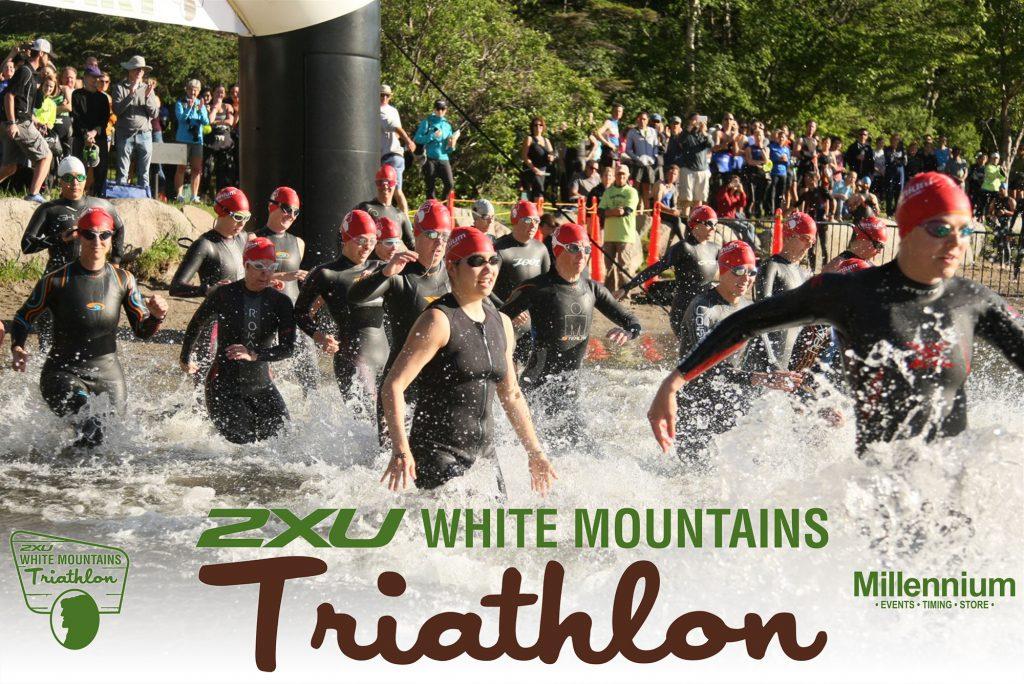 White Mountains Triathlon. The Swim.