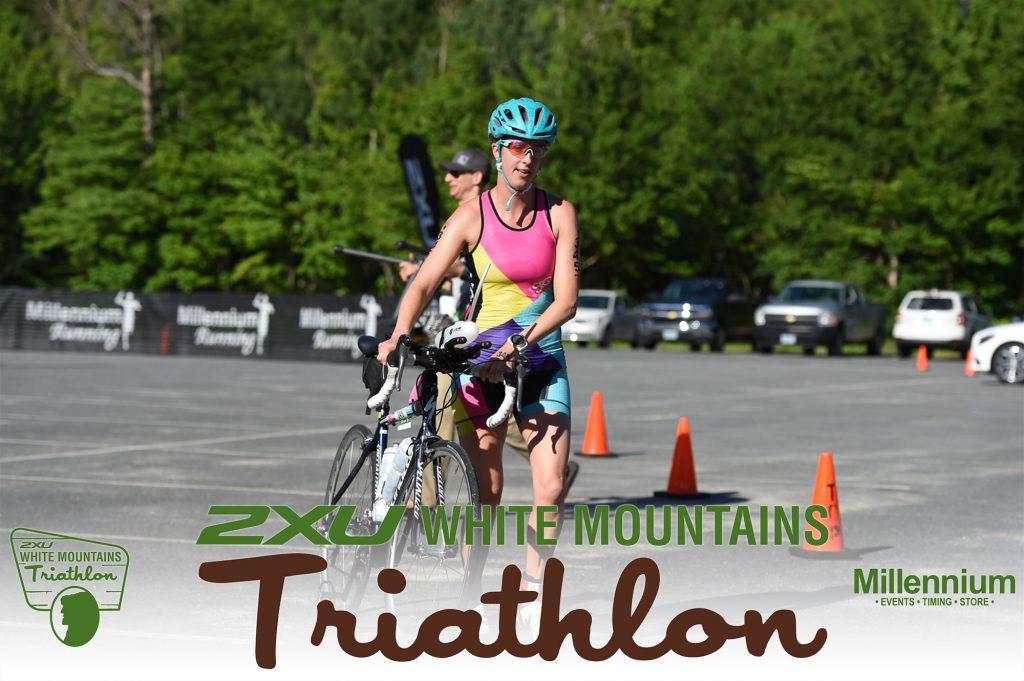 White Mountains Half Ironman. The Bike.