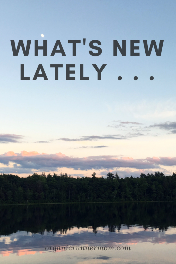 What's new lately . . .