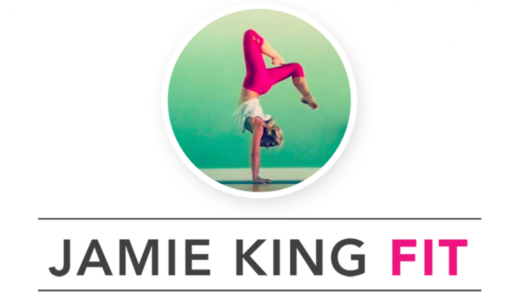 Jamie King Fit. HIIT & Flow