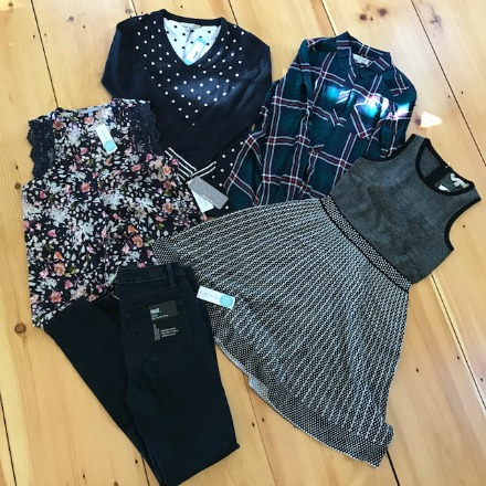 Stitch Fix September 2017