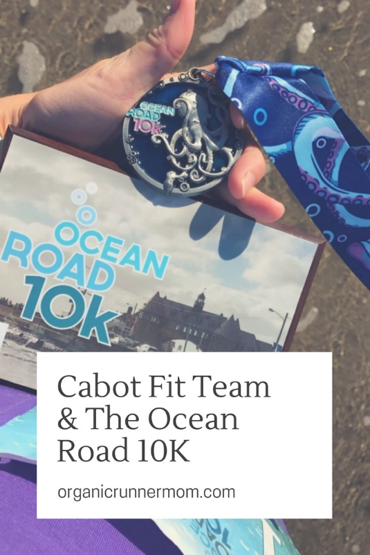 Cabot Fit Team & The Ocean Road 10K