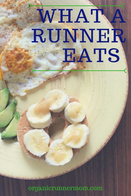 What A Runner Eats-Before, During, and After a Long Run