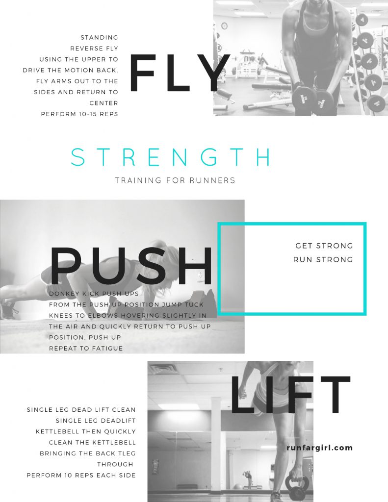 Strength Training for Runners from Run Far Girl