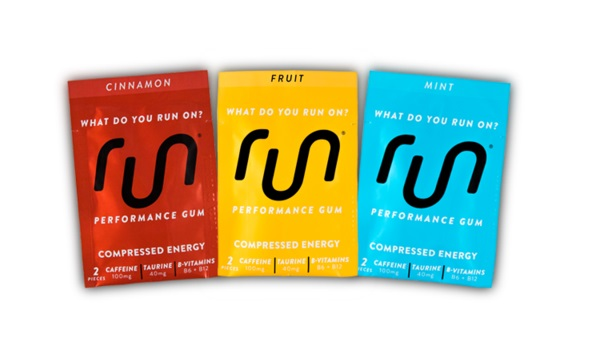 Look for my upcoming RUN GUM Giveaway