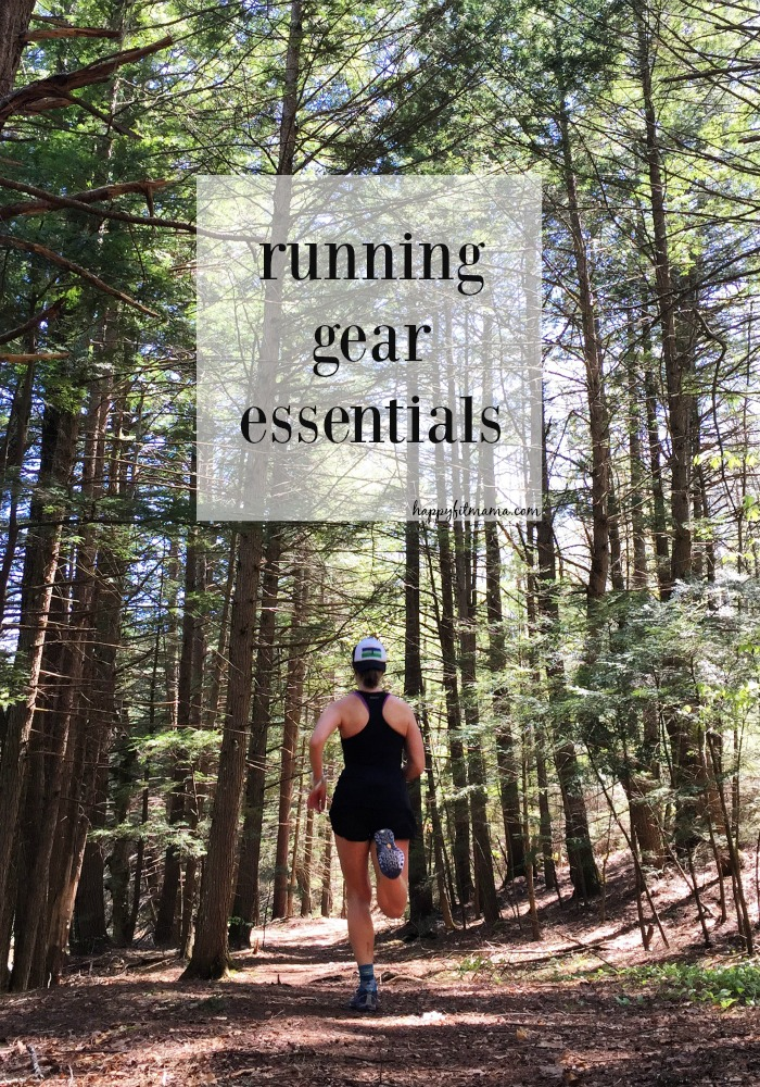 5 Things I'd hate to run without - My running gear essentials