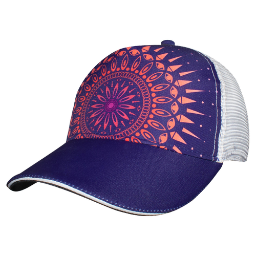 Headsweats Trucker Purple Haze