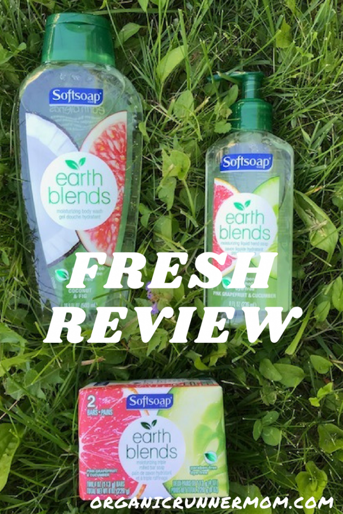 Fresh Review: Softsoap Earth Blends
