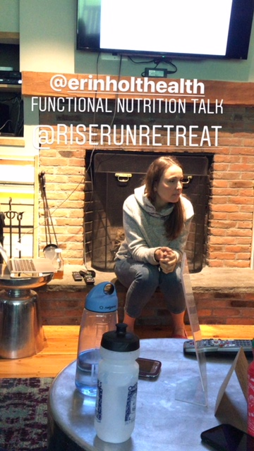 Erin Holt, Functional Nutritionist