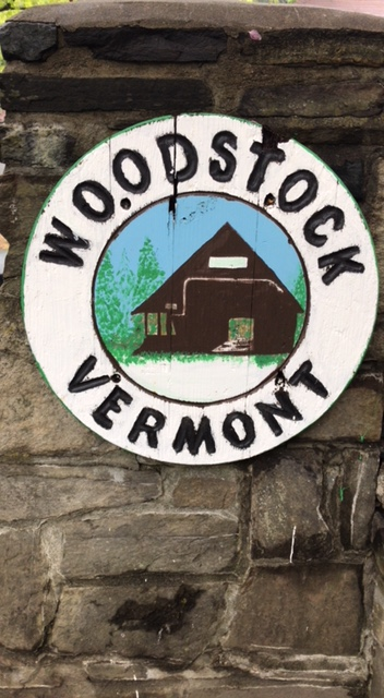 Welcome to Woodstock, Vermont