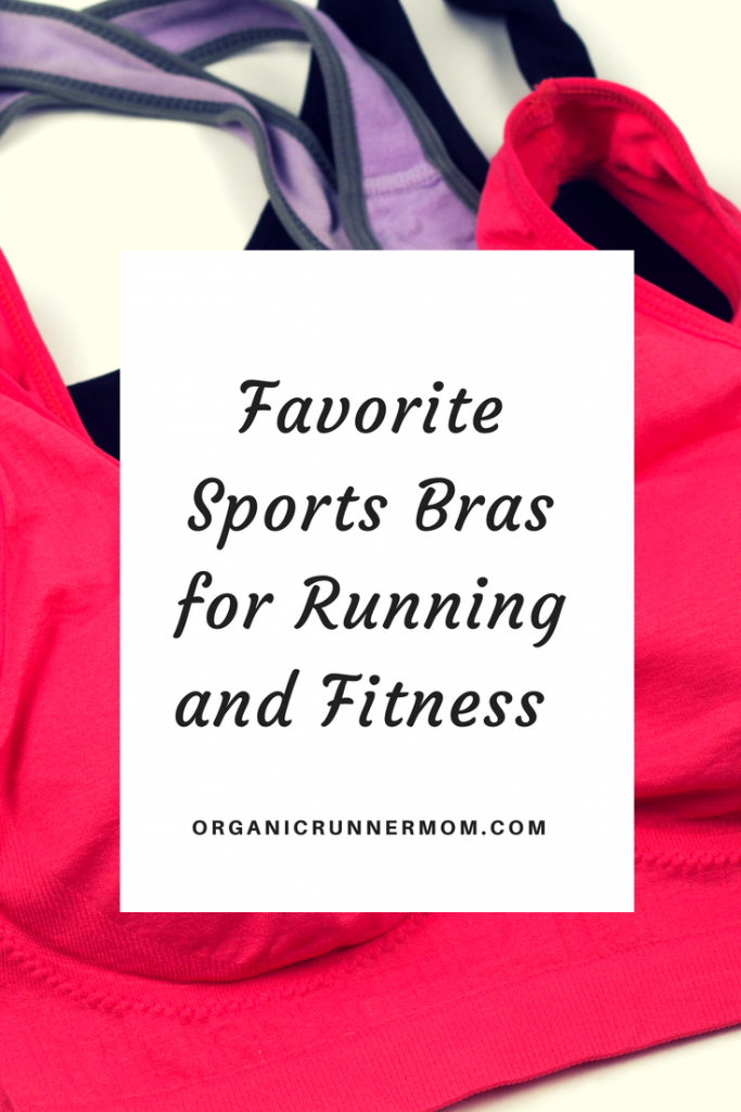 Favorite Sports Bras for Running and Fitness