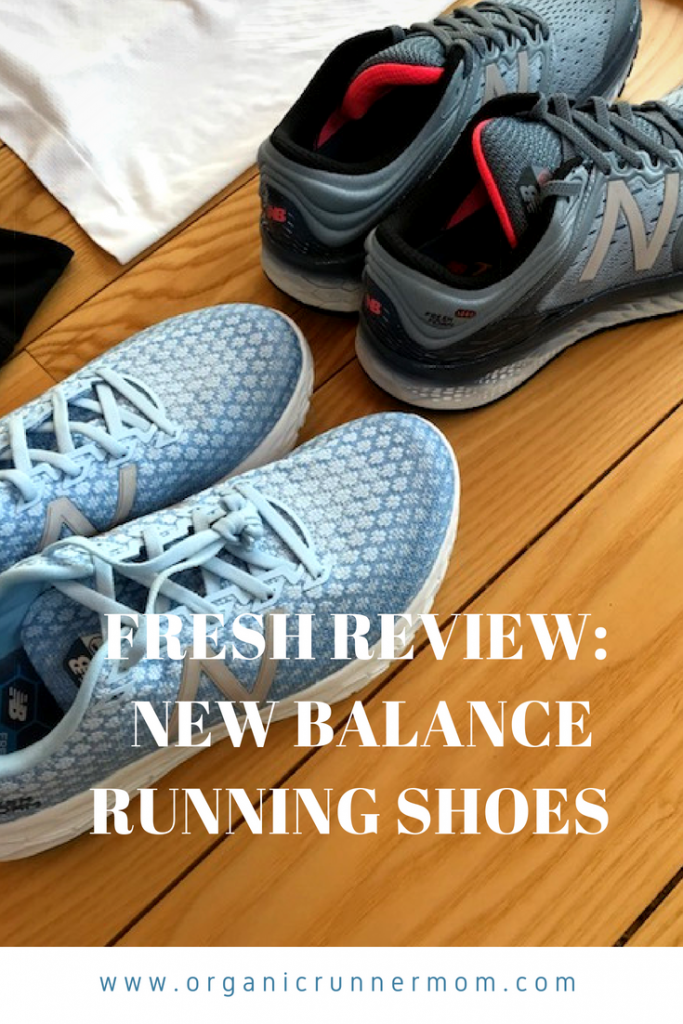Fresh Review: New Balance Running Shoes