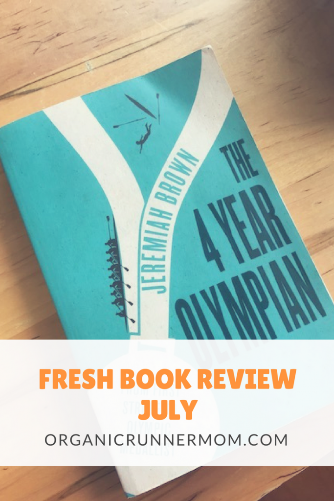 Fresh Book Review July: The 4 Year Olympian