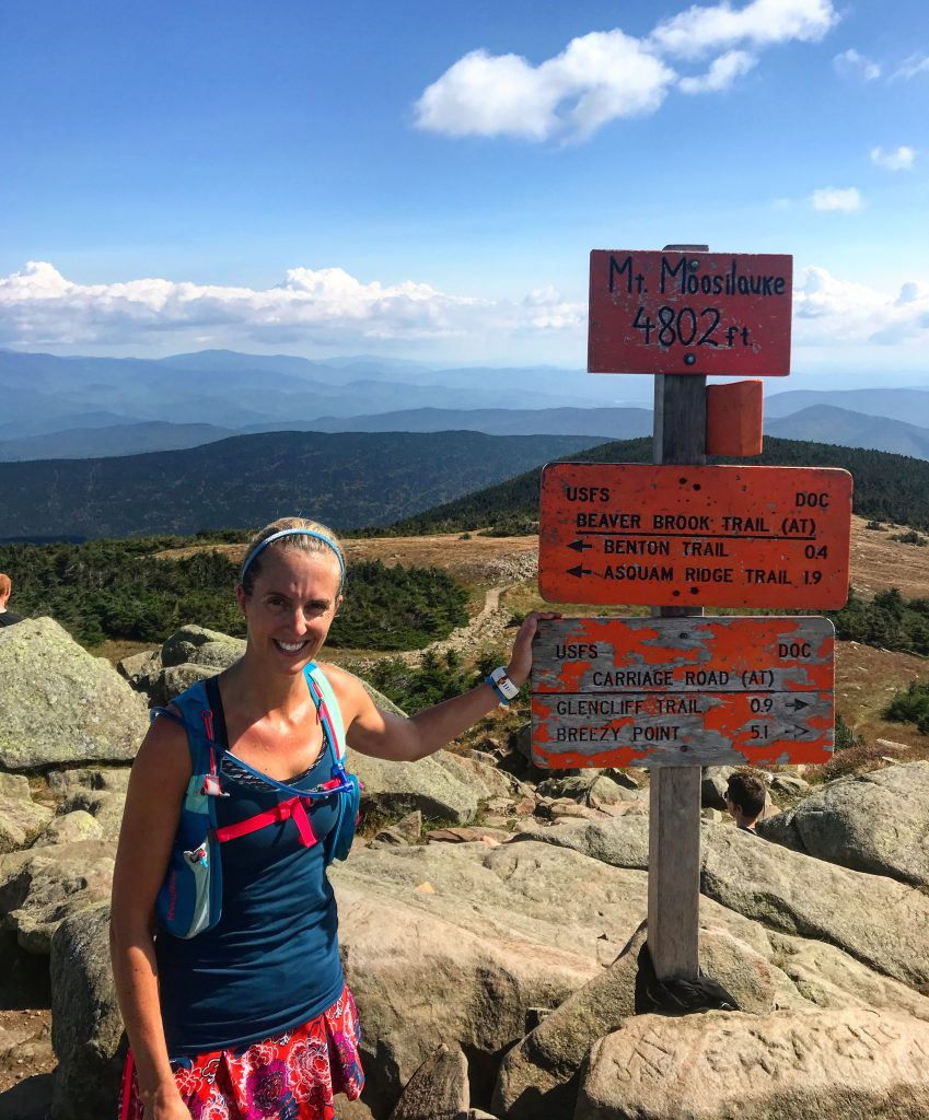 Mt. Moosilauke Adventure