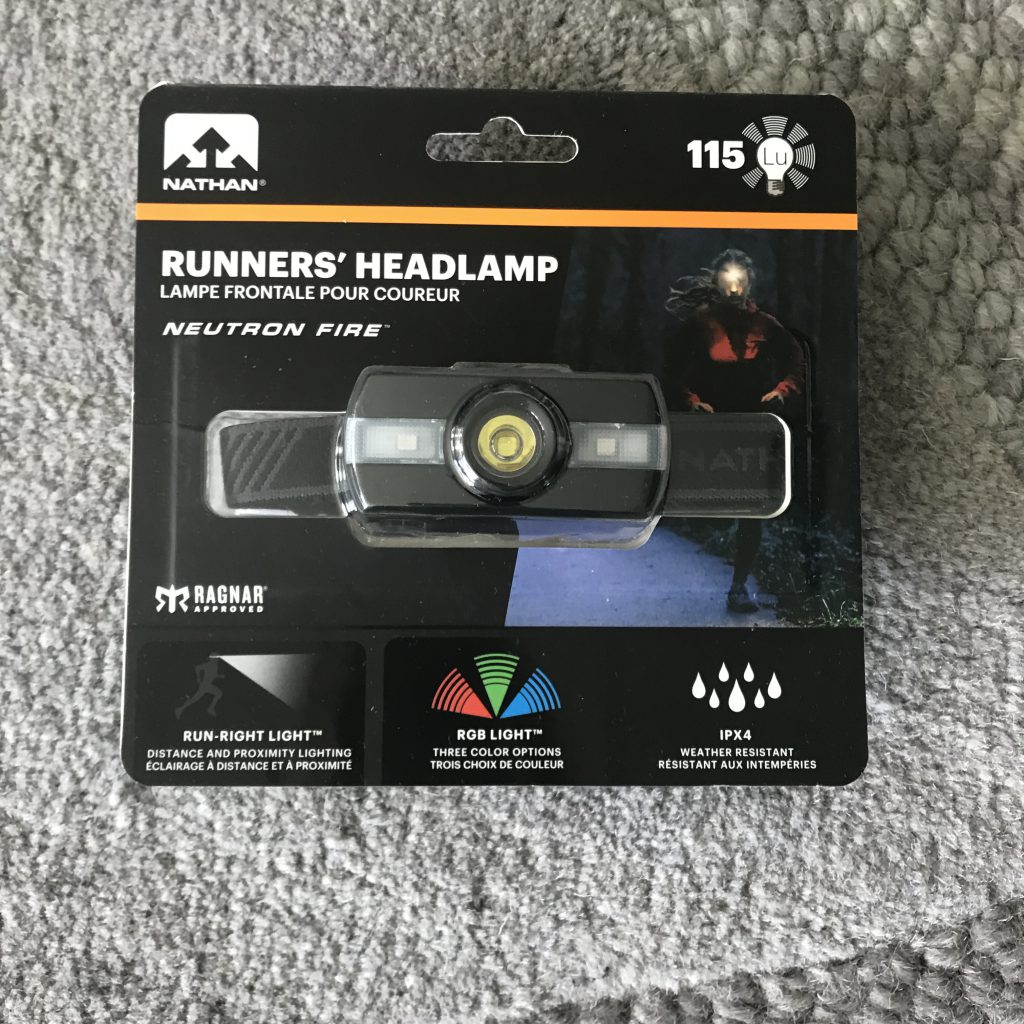 Nathan Runners' Headlamp