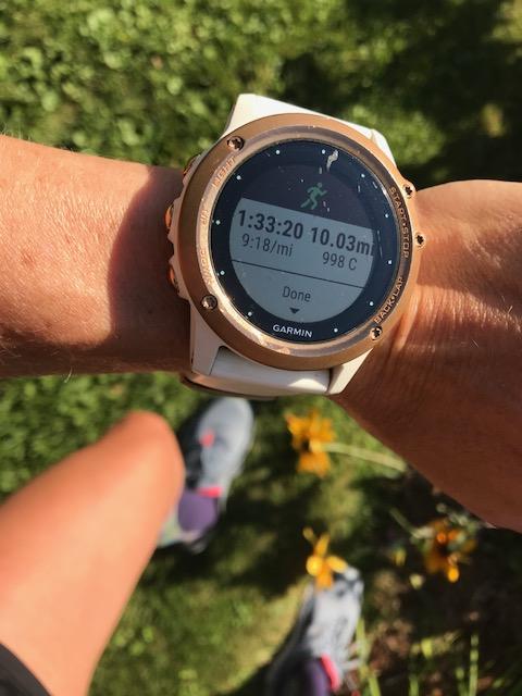 10 miler!