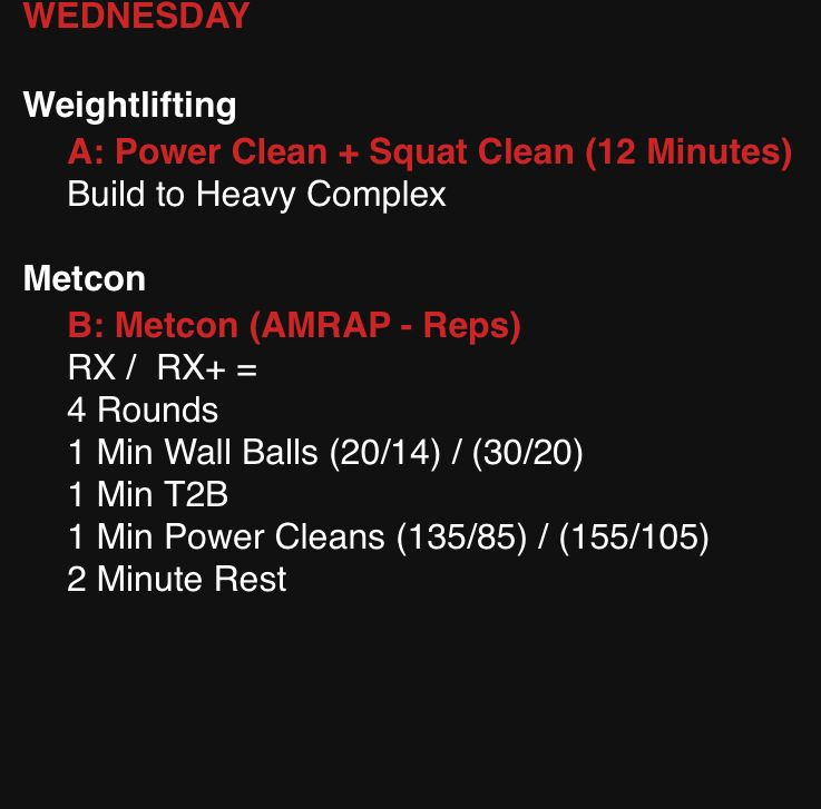 More CrossFit Fun