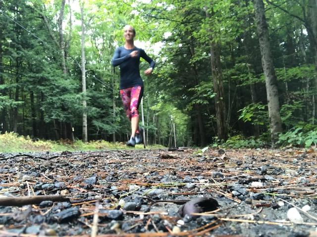 4.5 Mile Run