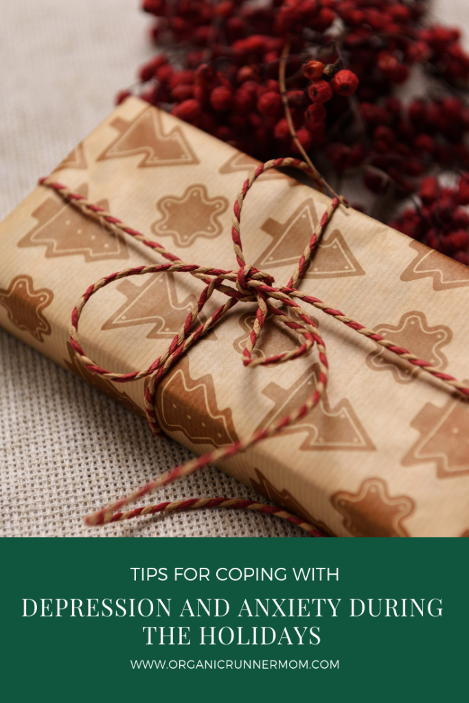 Tips for Coping with Anxiety and Depression during the Holidays