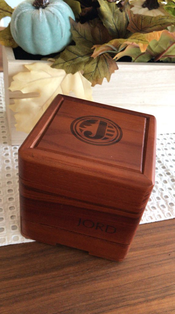 JORD Wooden Watches Humidor