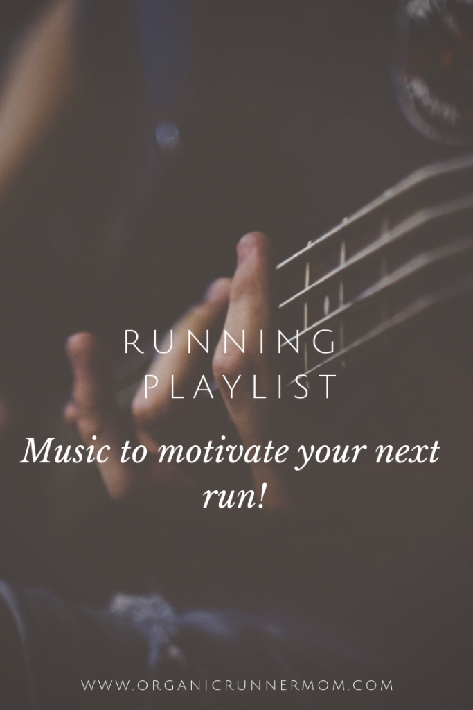 Running Playlist-Music to motivate your next run