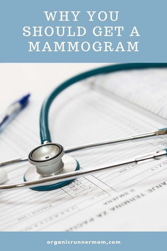 Why you should get a Mammogram