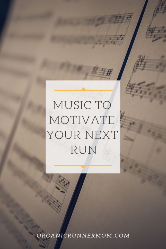 Music To motivate your next run