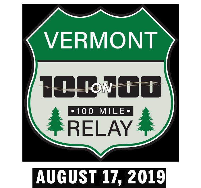 Vermont 100 on 100 Relay