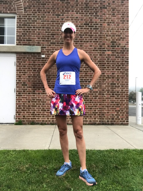 Festive 4th of July Skirt Sports outfit